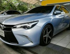 2016 Toyota CAMRY G sedan