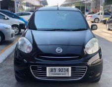 2012 Nissan MARCH EL 1.2