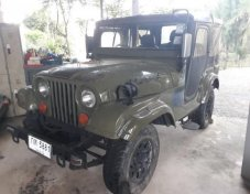 1965 JEEP Willys รับประกันใช้ดี