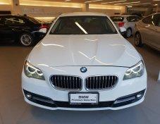 2014 BMW SERIES 5 sedan