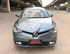 ขายรถ ปี 2016 MG-5 1.5 X SUNROOF สีเทา