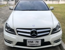 ขาย 2012 Mercedes-Benz C180 AMG coupe
