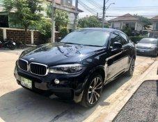 2016 BMW X6 xDrive30d sedan