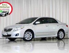 2010 Toyota Corolla Altis 2.0 G sedan+LPG