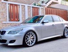 ขาย BMW E60 525i สีบรอนซ์เงิน ปี2005