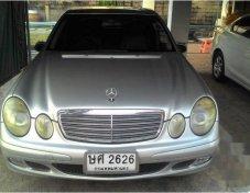 ขายรถ MERCEDES-BENZ E220 CDI Classic 2005 รถสวยราคาดี