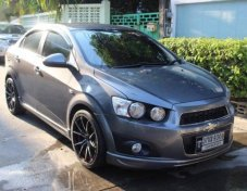 2014 CHEVROLET Sonic รับประกันใช้ดี