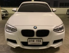 2013 BMW SERIES 1 hatchback