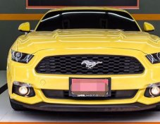 FORD MUSTANG ECOBOOST COUPE 2.3 / AT / ปี 2017