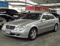 ขายรถ MERCEDES-BENZ E220 CDI Elegance 2005 รถสวยราคาดี