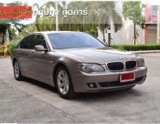 2007 BMW 730Li รถเก๋ง 4 ประตู สวยสุดๆ