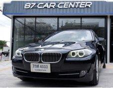2013 BMW 520i รับประกันใช้ดี