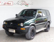1998 NISSAN Terrano II รับประกันใช้ดี