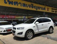 ขายรถ CHEVROLET Captiva LSX 2015