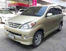 2005 Toyota AVANZA S