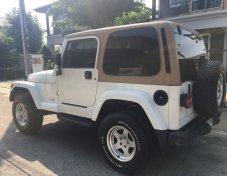 Jeep Wrangler TJ ปี 2001