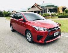 Toyota yaris 1.2 j ออโต้ ปี 2558
