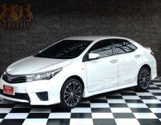 Toyota Corolla Altis 1.8 ESport ปี 2014 สีขาว