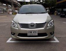 Toyota Innova 2.0G 2012 AT
