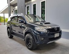 TOYOTA FORTUNER 3.0V 4WD / AT / ปี 2012