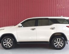 ALL NEW TOYOTA FORTUNER 2.8V 2WD / AT / ปี 2017