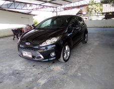 Ford  Fiesta   สีดำ ปี 2011