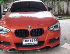 รถดีรีบซื้อ BMW SERIES 1