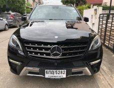 รถดีรีบซื้อ MERCEDES-BENZ ML250 CDI