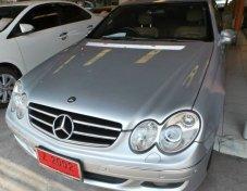 ขายรถ MERCEDES-BENZ CLK200 Kompressor ที่ ชลบุรี