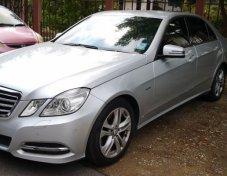 2012 Mercedes-Benz E250 CGI W212 Elegance sedan