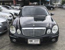 2007 Mercedes-Benz E200 NGT Elegance sedan