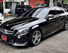 2017 Mercedes-Benz C300 AMG  Dynamic sedan