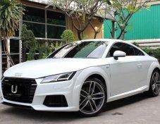 2018 Audi TTS TFSI Quattro coupe