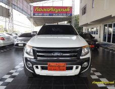 FORD RANGER WILDTRAK Double Cab Hi-Rider 2.2 ATปี 2013