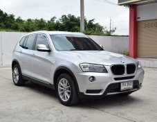 BMW X3 2.0 F25 (ปี 2015) xDrive20d Highline SUV AT