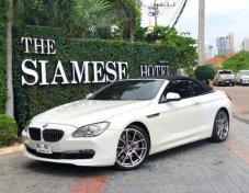 ขายด่วน! BMW SERIES 6 รถเก๋ง 2 ประตู ที่ กรุงเทพมหานคร