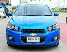 ขายรถ CHEVROLET Sonic LTZ 2013 รถสวยราคาดี