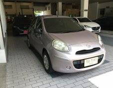 2012 Nissan MARCH E hatchback