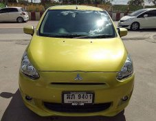 👍MITSUBISHI MIRAGE 1.2 TOP AUTO ปี2012