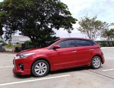 2014 Toyota YARIS G 1.2