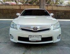 รถสวยฟรีดาวน์ Toyota Camry 2.4 Hybrid 2009