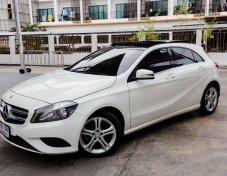 A180 Style สีขาว ปี2015 ตัว Top Option