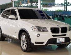 """BMW X-3 2.0 Diesel 2013 twinturbo 4wd.navi 10.2"""""""