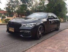 BMW 740Li ปี 2016