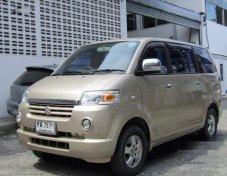 รถสวย ใช้ดี SUZUKI APV wagon