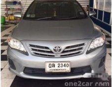 ขายรถ TOYOTA Corolla Altis CNG 2010