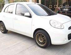 ขายรถ NISSAN MARCH ที่ ชลบุรี