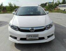 Honda Civic 1.8 E (FB) ตัวรองท๊อป ปี 2012