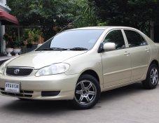 2002 Toyota Corolla Altis