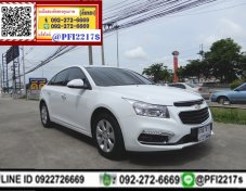 CHEVROLET CRUZE 1.8 LT SEDAN AT 2017
